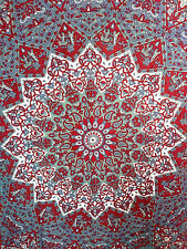 Indian Star Hippie Mandala Psychedelic Throw Ethnic Twin Wall Hanging Tapestry