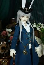 [Pf] Mr. Blue Baby Suit For Bjd Doll Dollfie Outfit Hand Made Uniform Set