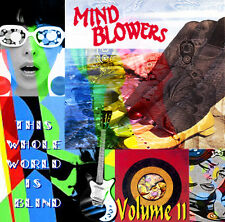MIND BLOWERS VOL.11  NUGGETS   JAYBEES    60S US GARAGE