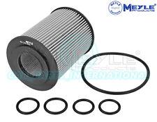 Meyle Oil Filter, Filter Insert 614 322 0012