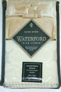 NIP* WATERFORD GISELLA EURO EUROPEAN SHAM (PILLOW NOT INCLUDED)