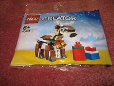 LEGO CREATOR REINDEER 40434 - NEW/SEALED