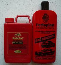 Perloplast Nano-Autopolitur 500ml plus Plastikpflege Soft 500 ml (1Ltr = 17 €)