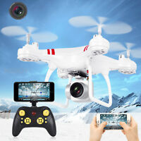 Drone HD FPV Camera Altitude Hold Headless Mode and 6D  HD Camera FPV WIFI Drone