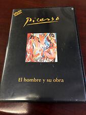 Picasso: El Hombre Y Su Obra (DVD) A Closeup Look At Pablo Picasso