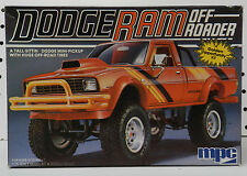 MPC DODGE RAM OFF ROADER 4X4 D 50 100 RAM PICJUP TRUCK BOYS MOPAR MODEL KIT
