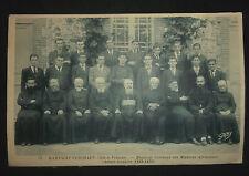 CPA 35 Martigne Ferchaud - Noviciat Colonial des Missions Africaines 1838/1839 ?