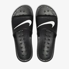 Nike Mens Summer Kawa Shower Flip Flops Holiday Sliders▪︎Black▪︎Size UK 11