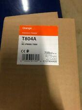 Epson P9000/P7000 Orange Ink Tank T804A 700ml