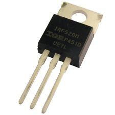5 IRF520N International Rectifier MOSFET Transistor 100V 9,7A 48W 0,20R 854162