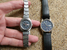 Vintage Seiko Ladies Sports divers Watch, & Citizen Mans Automatic..