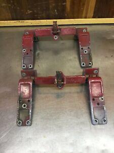 Alfa Romeo Spider - Door Hinge Set. Used.        AR2405