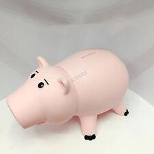 Toy Story Hamm Figure Coin Bank Money Box Piggy New Pixar Gift Pig Ham Children