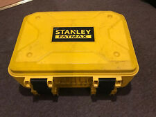 Stanley 1-72-383 FatMax  Technicians Case Suitcase Tool Box Used