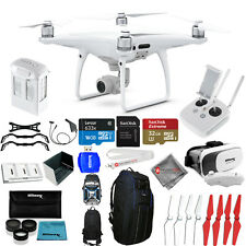 DJI Phantom 4 Pro Quadcopter! NEW MODEL! MEGA Everything You Need Accessory Kit!