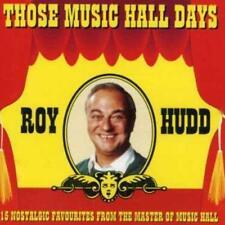Roy Hudd - Those Music Hall Days (NEW CD)