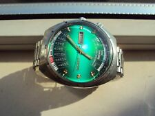 Vintage men's watch Orient Calendar Automatic Made in Japan 1980 s