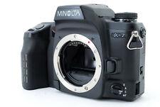 """Excellent+++++"" Minolta a-7 DSLR Digital SLR 35mm Camera from Japan #1864"