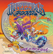 Infectious Grooves Take You On A Ride EP Orange Colored VINYL RSD 2020 BRAND NEW
