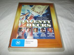 Twenty Bucks - Linda Hunt - VGC - DVD - R4