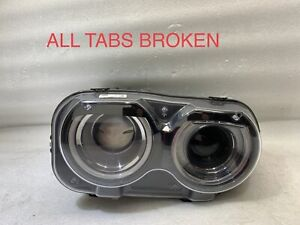 2015 2016 2017 2018 2019 Dodge Challenger OEM Headlight Right Passenger Halogen