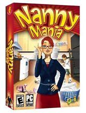 Nanny Mania PC New Sealed