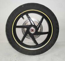 Cerchio Ruota Anteriore per GILERA RUNNER 50 SP 2010-12 BLACK SOUL  Front Wheel
