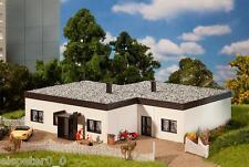 Maison de plain-pied toit plat,Faller Miniatures Kit montage H0 1:87,Art. 130199