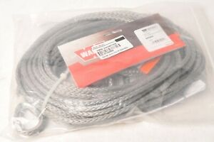 WARN Synthetic Winch Rope cable Extension 69069 - 50ft ATV UTV