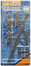 Tomix 91082 Mini Rail Turnout Set (Track Layout MB) (N scale)