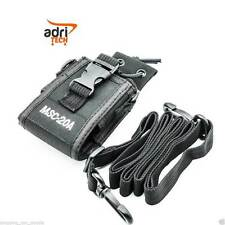 Custodia borsa Nylon baofeng radio icom motorola kenwood MSC-20A Yaesu  BAOFENG
