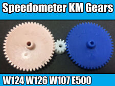 Gear Repair Kit For Mercedes W107 W124 W126 Odometer Speedometer VDO Euro KM/H