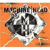 Machine Head - Supercharger Digipak CD (Parental Advisory, 2001)