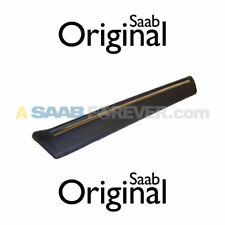 SAAB 9000 FENDER TRIM 4 DOOR CD LEFT REAR NEW GENUINE OEM DISCONTINUED 4343190