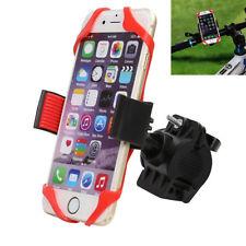 Universal Motocicleta Manillar Bicicleta de Montaña Bici Soporte para Teléfono Celular Gps Tk