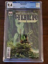 Immortal Hulk #2 (Marvel) 1st App. Dr. Frye, CGC 9.4, Free Shipping!