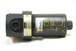 PARKER 0-14P-1-10Q-M-1 HYDRAULIC HIGH PRESSURE FILTER. M.A.O.P. 350 BAR