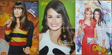 █▬█ Ⓞ ▀█▀ Ⓗⓞⓣ 3 Poster Ⓗⓞⓣ GLEE Ⓗⓞⓣ Lea Michele Ⓗⓞⓣ Collection // Sammlung Ⓗⓞⓣ