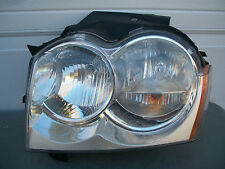 FITS JEEP GRAND CHEROKEE 05 06 07  HEADLIGHT LH AFTERMARKET