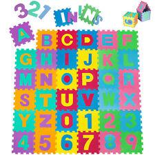 TecTake 401859 Tapetto Puzzle 86 Pezzi - Multicolore