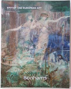 Bonhams Auction Catalogue - British & European Art, London 9th June 2015