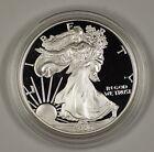 2006 American Silver Eagle (ASE) Proof Coin in Original Mint Box & Case NO COA