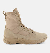 "Under Armour Performance Jungle Rat Men's 8"" Tactical Boots Desert"
