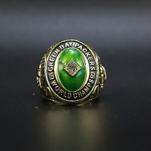 Paul Hornung Ring Green Bay Packers Ring Packers 1961 Championship Ring Set