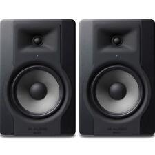 M-Audio BX8 D3 150W Audio Monitor Professionale - Nero
