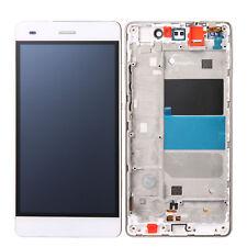 NEU für Original Huawei Display P8 Lite ALE-L21 LCD Touch Bildschirm Weiß Rahmen