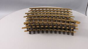 LGB 1100 G Scale Curved Track Sections (12)