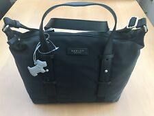 Radley Black Medium Ziptop Multiway