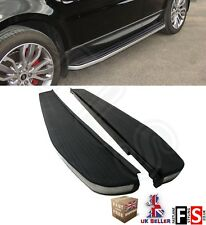 RANGE ROVER SPORT L494 2014 UP OEM STYLE SIDE STEPS RUNNING BOARDS 100% FIT