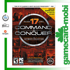 Command and Conquer The Ultimate Collection PC CD Key - EA Origin Download Code